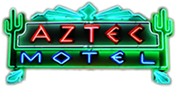 Aztec Motel Logo